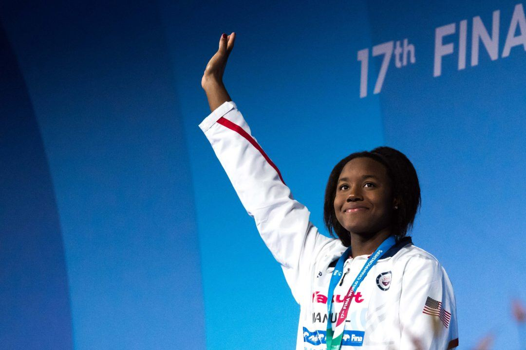 Worlds Medal Table: Manuel Pushes U.S. to Double-Digit Golds on Day 6