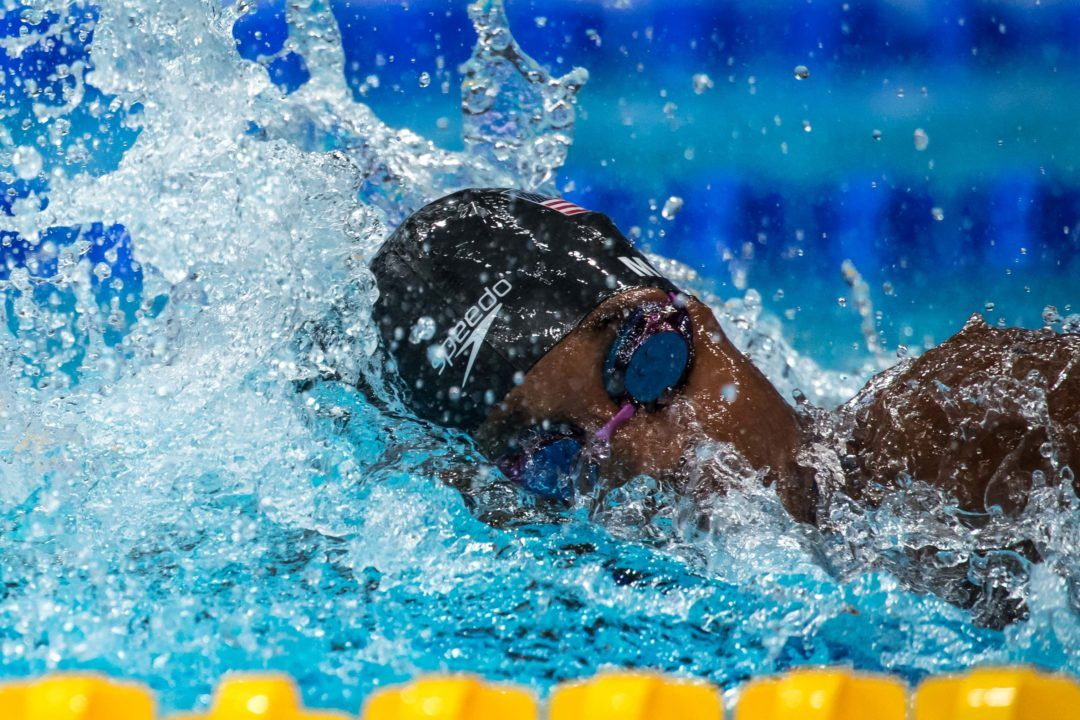 Simone Manuel 2017 World Championships Photo Vault