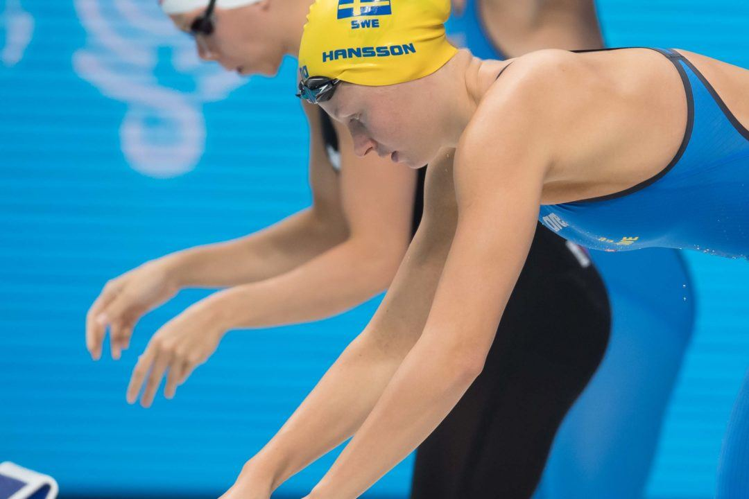 Sophie Hansson Excited to Race the Best in the USA (Video)