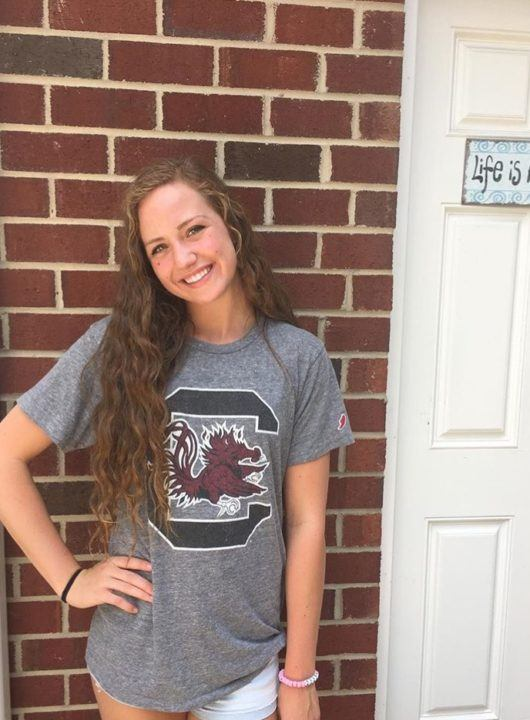 SwimMAC's Rachel Lee Verbally Commits to Swim at South Carolina