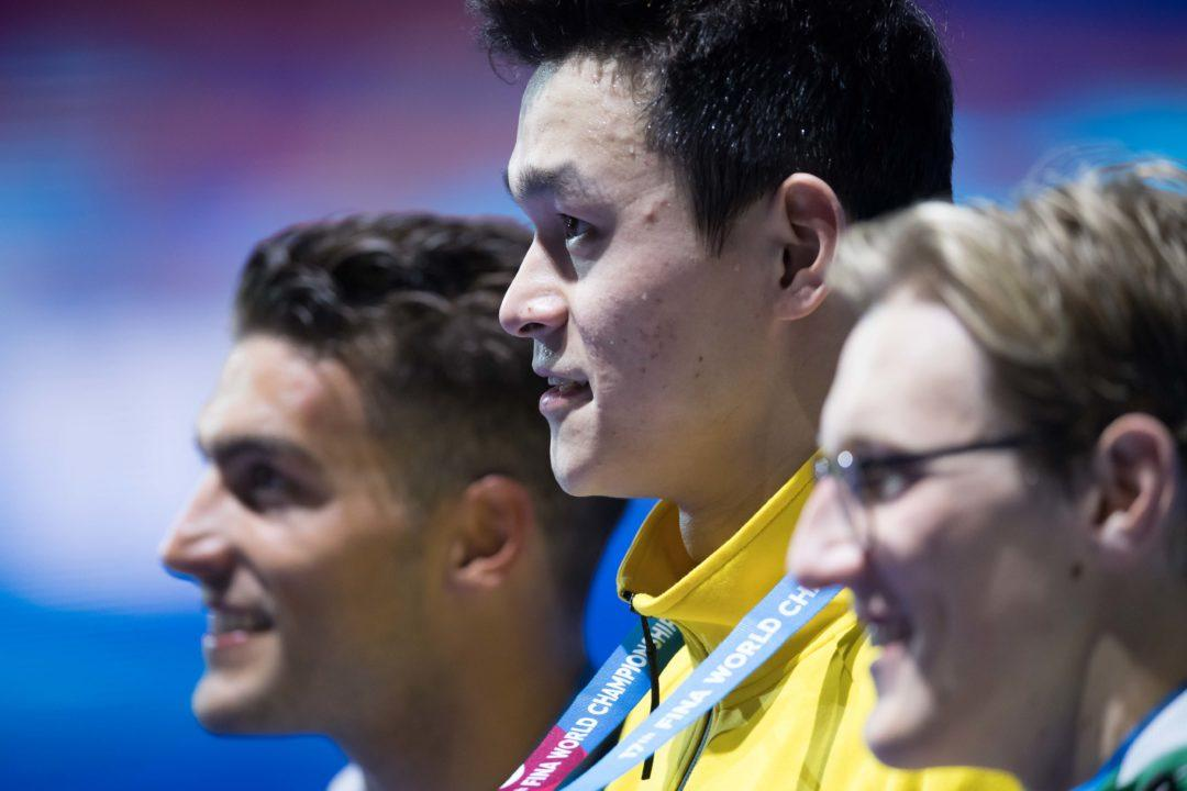 Tritonwear Race Analysis: 2017 World Championships Men's 400m Free