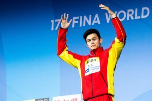 Sun Yang Case Costs WADA 600,000 USD