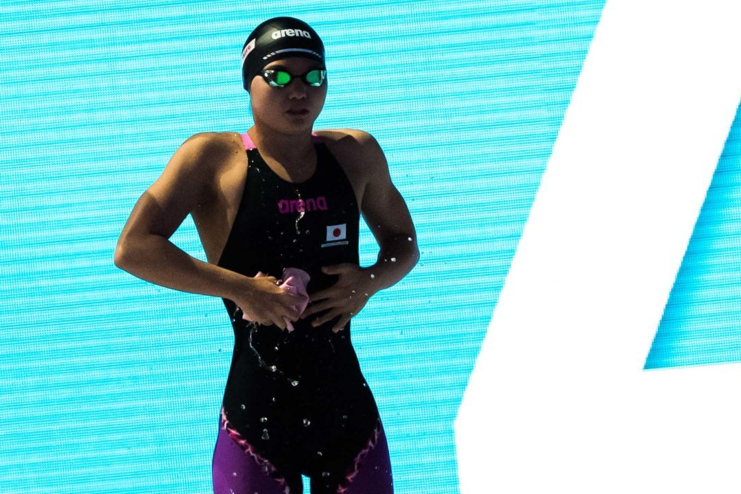 Tokyo Tourney: Hasegawa Now Japan's #2 100 Fly Performer All-Time