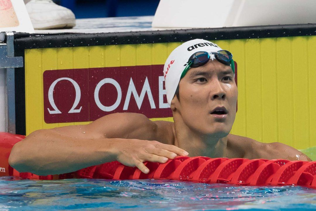 Park Tae Hwan Getting Back To Peak Form In Asian Games Bid