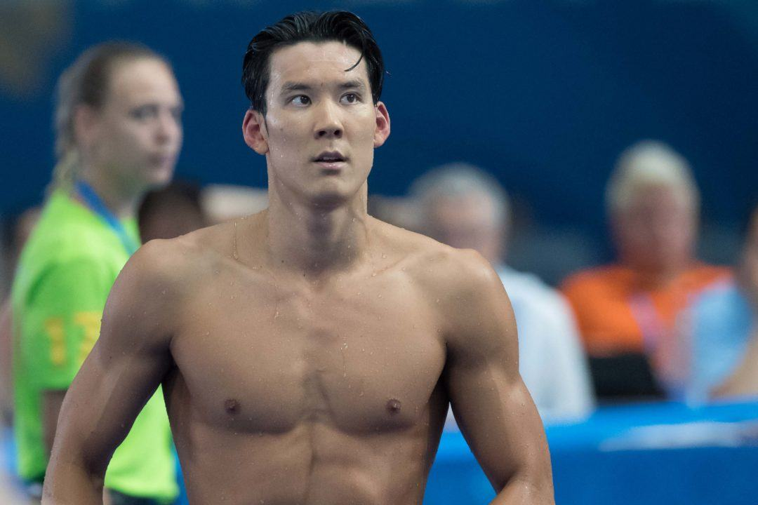 Park Tae Hwan Gearing Up For October's Korean Nationals