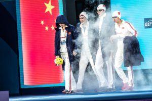 Cina: Staffetta 4×100 Misti Mixed Vicino Al Record Asiatico In Test Gara