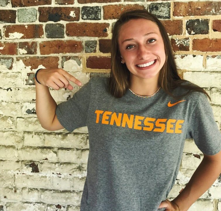 Vols on a Roll: Danika Katzer‏ is Latest to Give Verbal Commitment to Tennessee