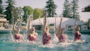 Regardez le 1er épisode de « Synchro Sisters » ici, avec la chaîne olympique
