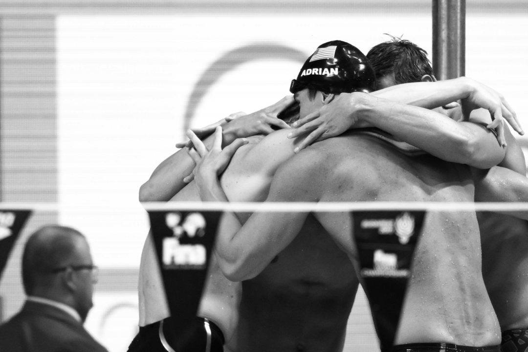 SwimMom Musings: What Is A Teammate?