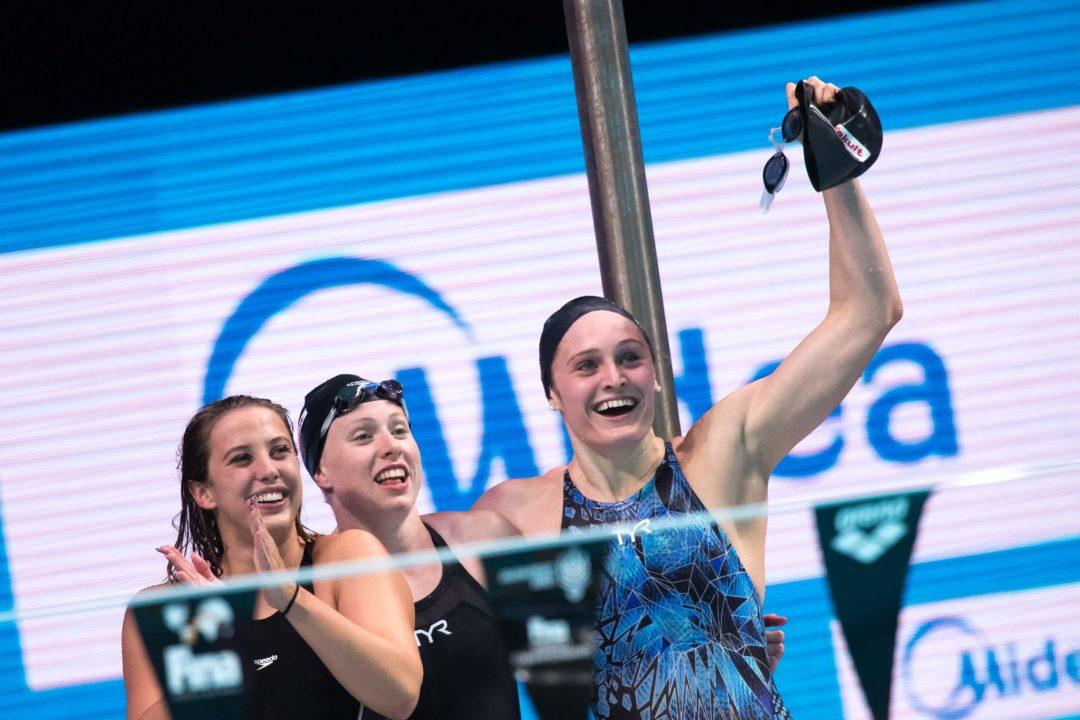 2019 World Champs Preview: USA V. Aussies V. Canada in Women's Medley Relay