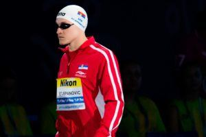 Velimir Stjepanovic on Swimming Without Pressure