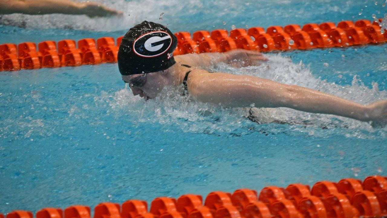 Burchill, Dale Dominate at Georgia Senior State Championships