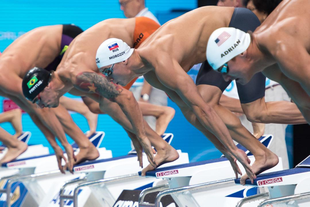 The Top 10 Swims From the 2018 FINA World Cup Series
