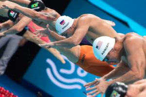 FINA World Cup Doha Day 1 Prelims: Stars' Warm-up Swims Completed