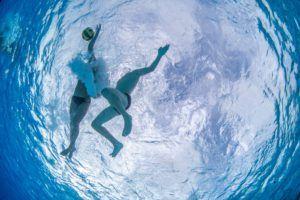 Men's Water Polo Day 3: Serbia, Croatia, Montenegro, Hungary Advance