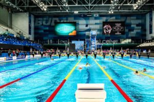 Hungary's Newest 400 IM Wunderkind Pushes Her Country Past GDR