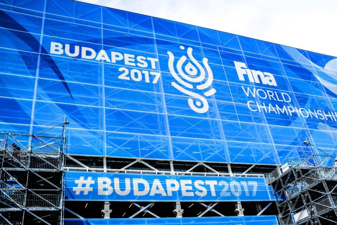 Budapest 2017: Aliena Schmidtke 10. über 100 m Schmetterling