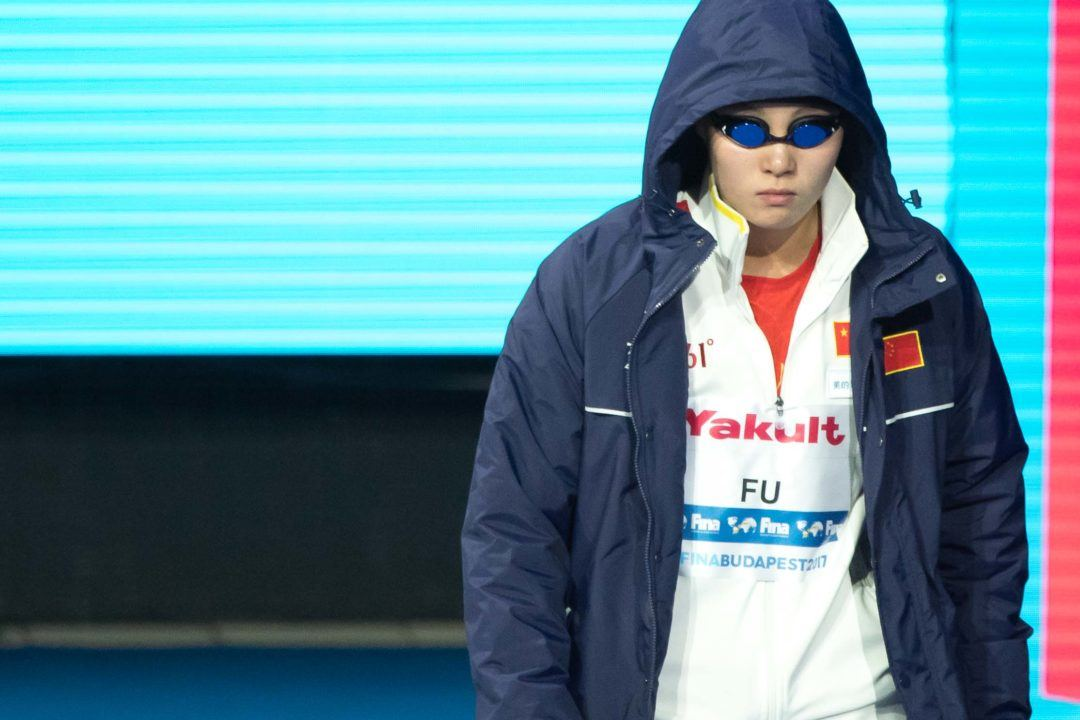 2019 World Champs Preview: Fu Poised for Takeover in Women's 50 Backstroke