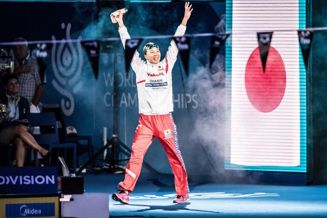 Selectivo de Japón, día 1: tres nadadores se suman a Daiya Seto para Tokio