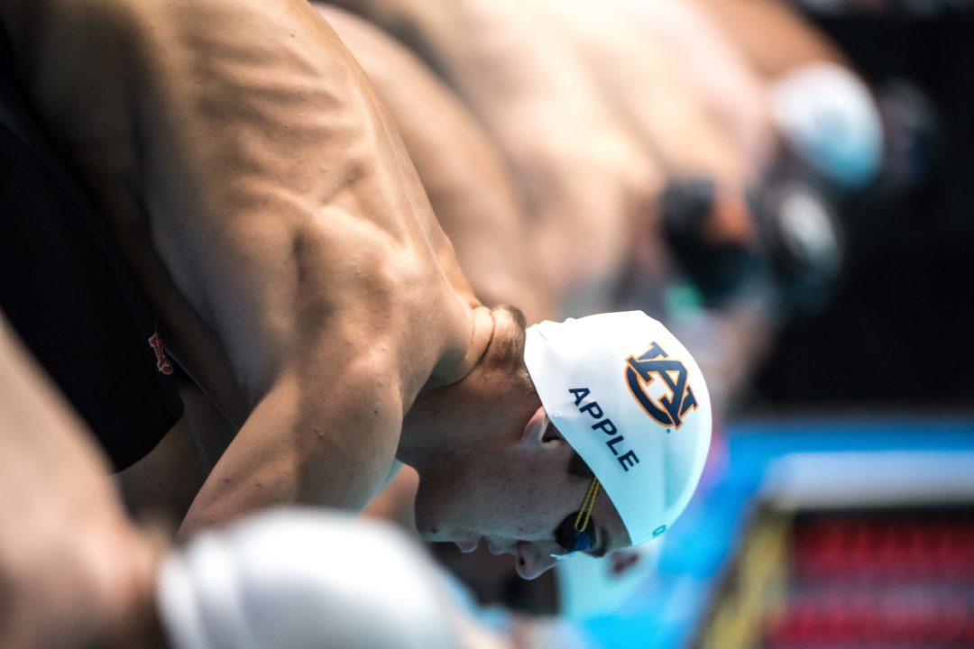 College Swimming Previews: #12 Auburn Relying on Sprint During Rebuild