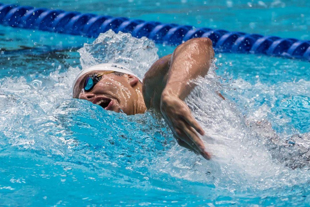FINIS Set of the Week: Bilateral Breathing