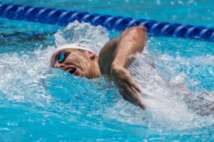 Swimming With Your Head Up And Why It Is Beneficial