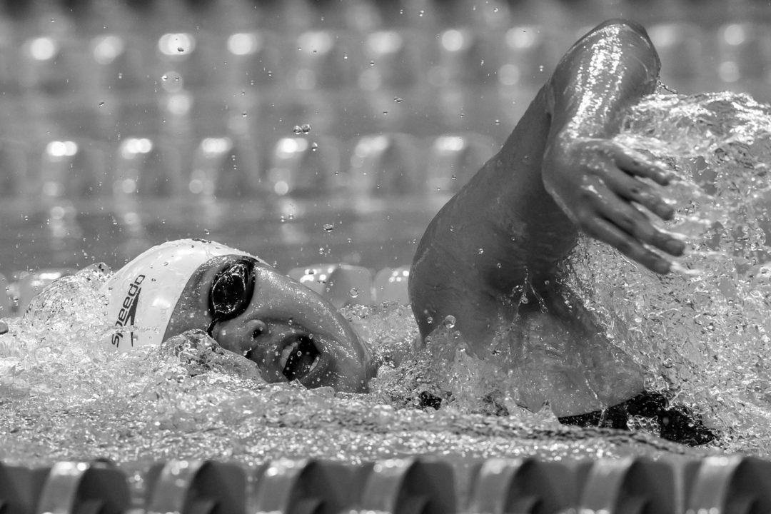 Chinesische Schwimmerin Liu Zixuan positiv getestet