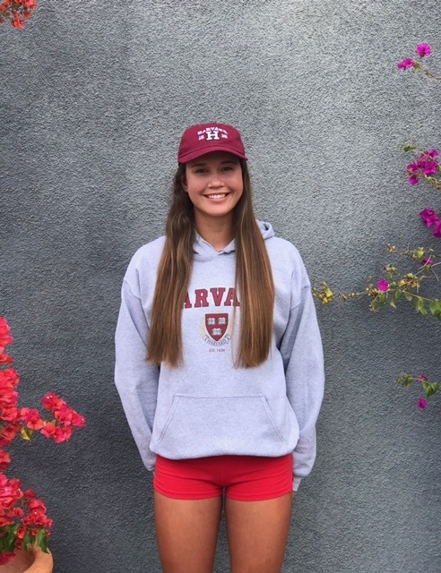 Samantha Shelton Sends Game-Changing Verbal to Harvard for 2018