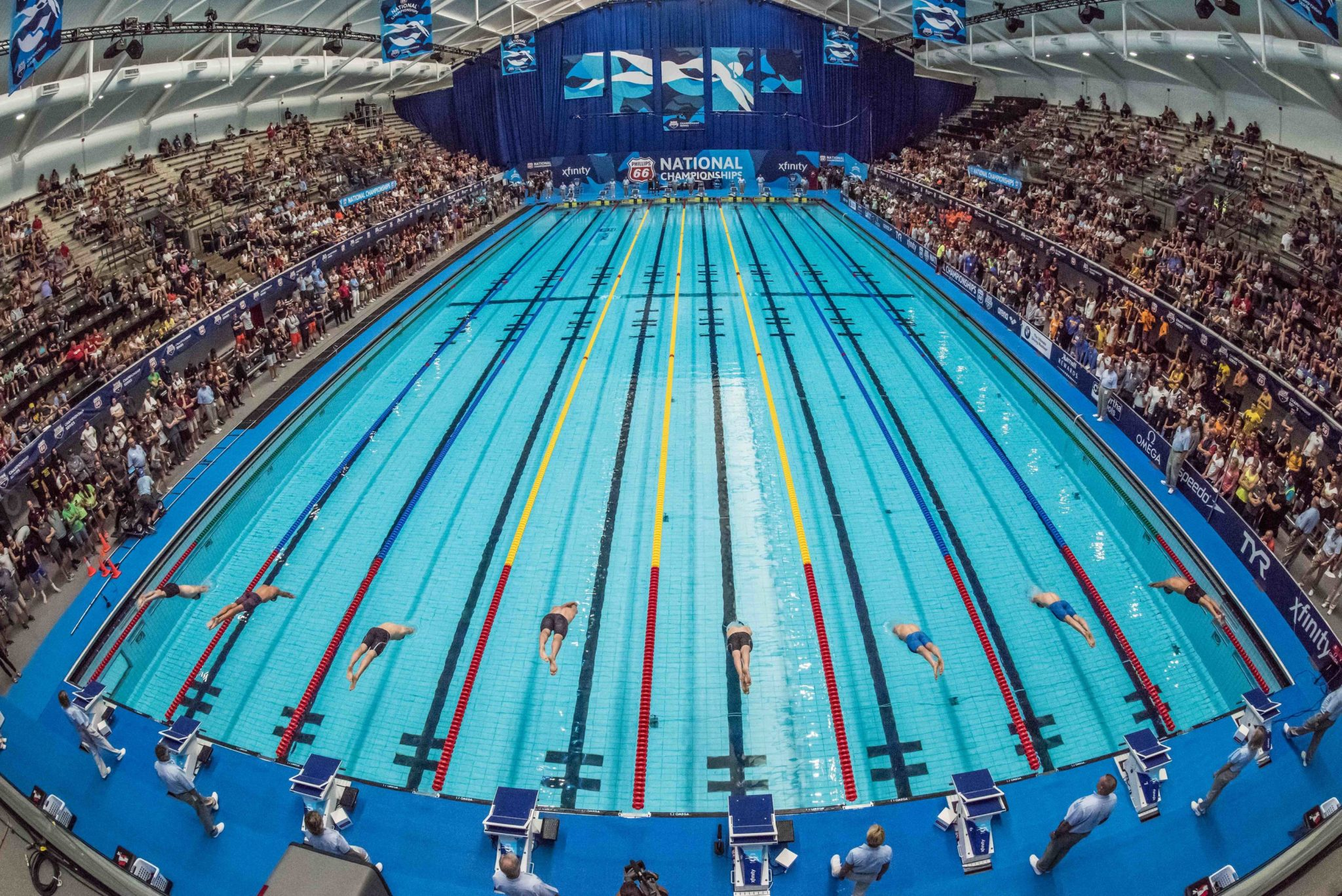 Time Standards Released For Junior Nats Futures Sectionals