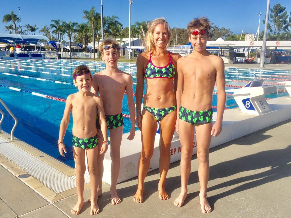 10 Ways To Tell You've Become A Swim Mom