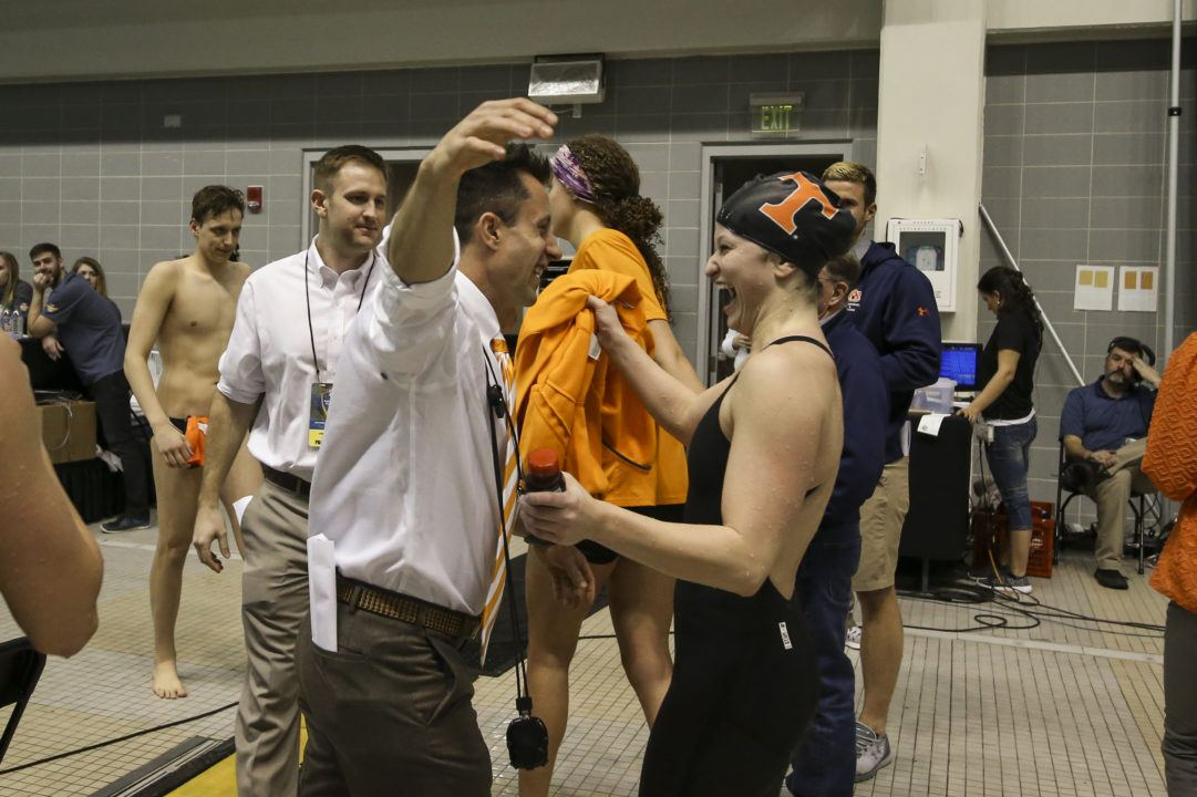 Desorbo Pulls Tennessee Distance Coach Tyler Fenwick For New UVA Staff