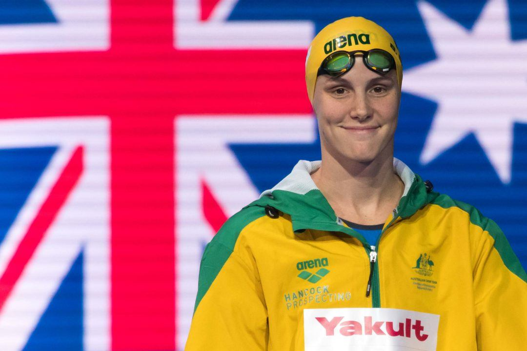 Bronte Campbell Holding Body Together Until Gold Coast 2018