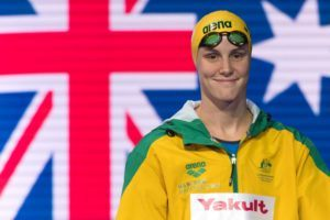 Swimming's TopTenTweets: Bronte Campbell Gets Left Behind