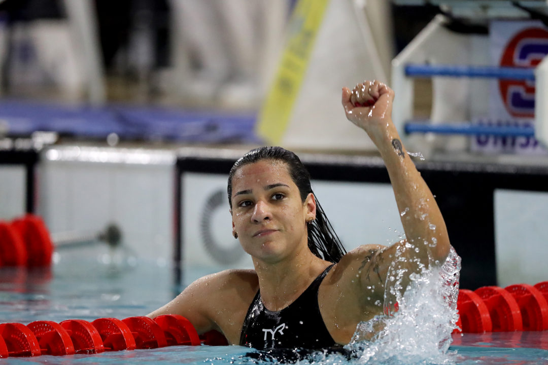 Maranhao, Lanza Storm To 200 IM Victories On Day 2 Of Jose Finkel