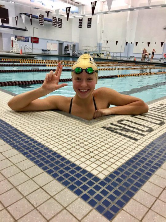 4x Michigan HS Champ Annette Schultz Verbally Commits to Louisville