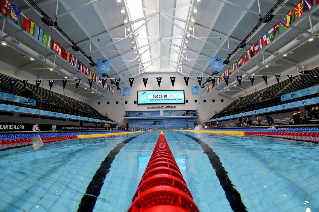 Toronto To Host Para-Swimming Replacing Mexico City Due To Earthquakes