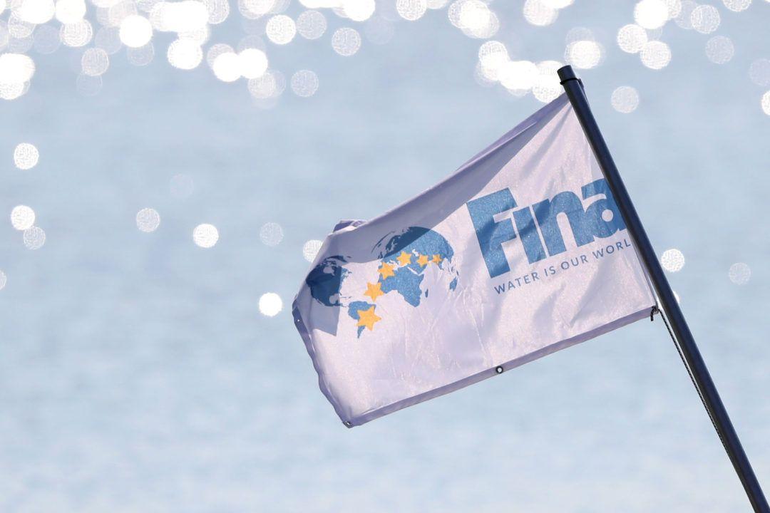 FINA Releases Updated 2018 Competition Calendar