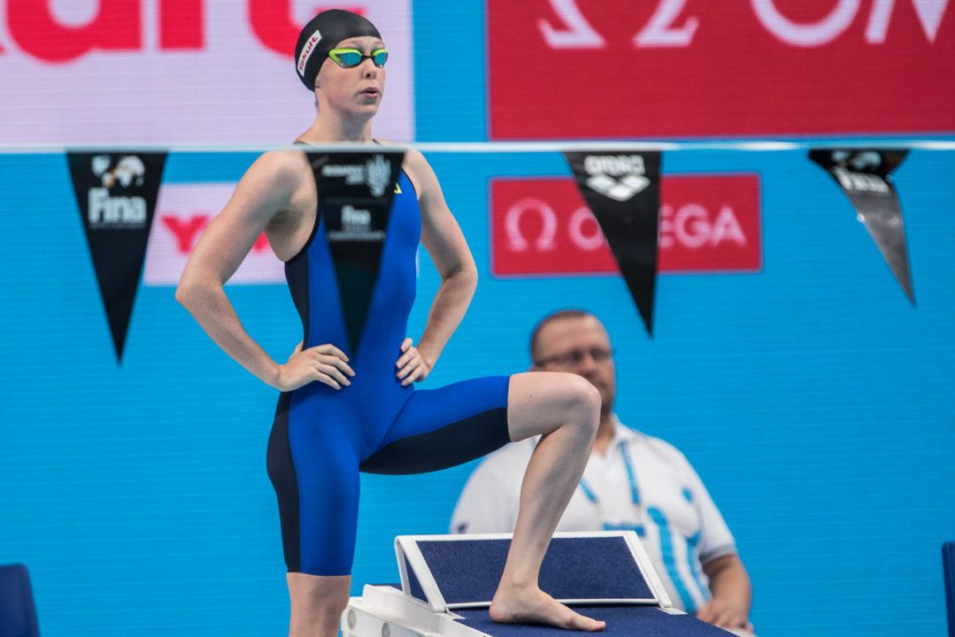 3-Time Olympian Hannah Miley Undergoes Ankle Surgery