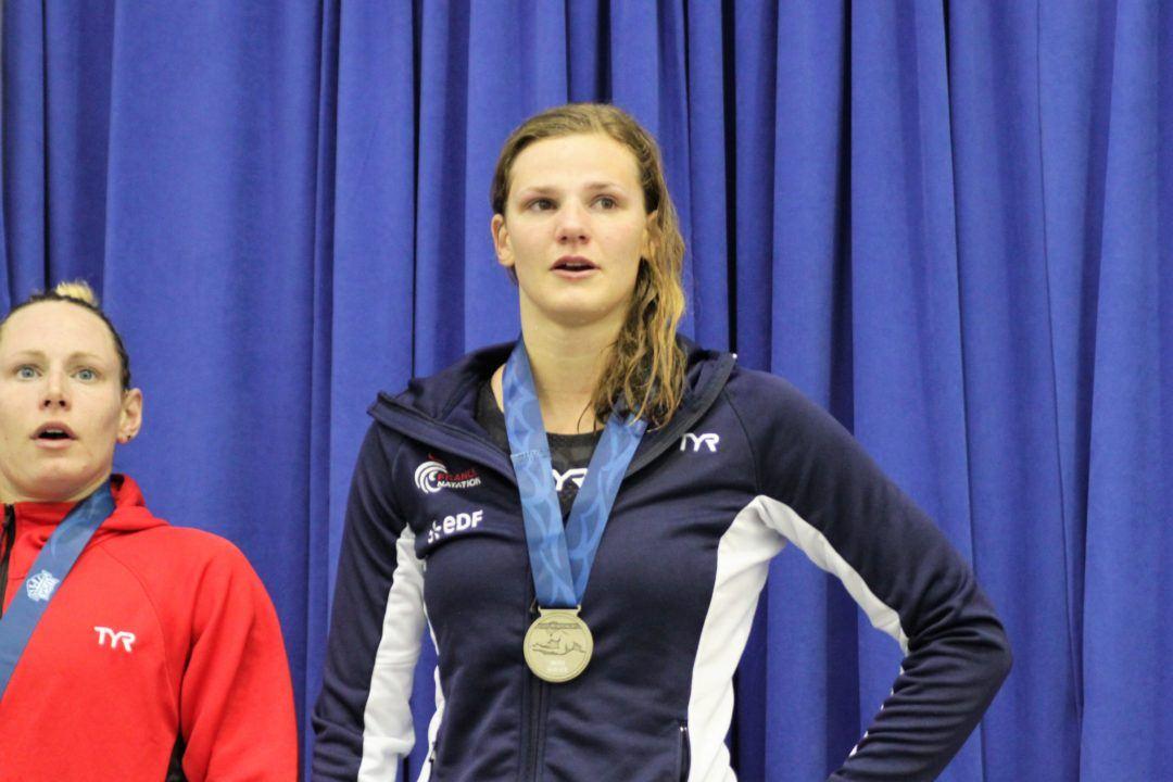 Marie Wattel papillon haut : championne des USA, RF hors polyurethane