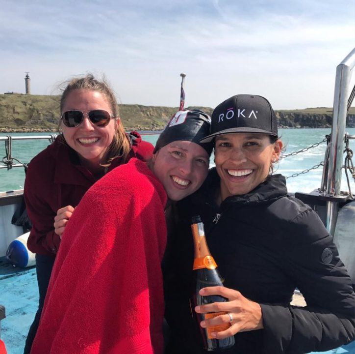 Gardner-Webb Alum Heather Roka Crosses English Channel