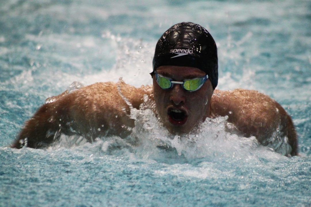 Sam Stewart Posts Lifetime Best 200 Free on Day 1 of NAC Summer Sizzler