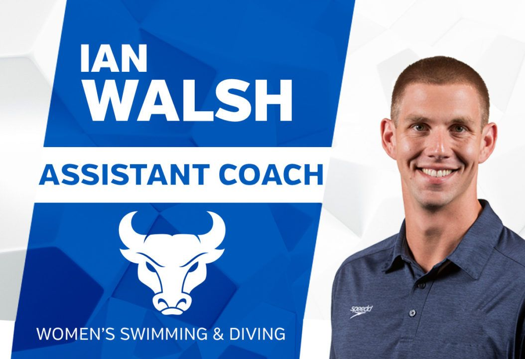 Buffalo Hires Former Cal Coach Ian Walsh as New Assistant