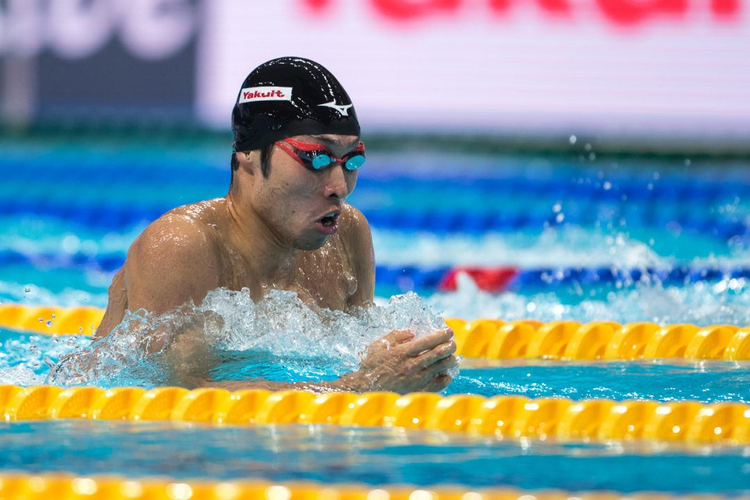 Olympic Champion Kosuke Hagino: 'The Extra Year Of Preparation Is A Gift'