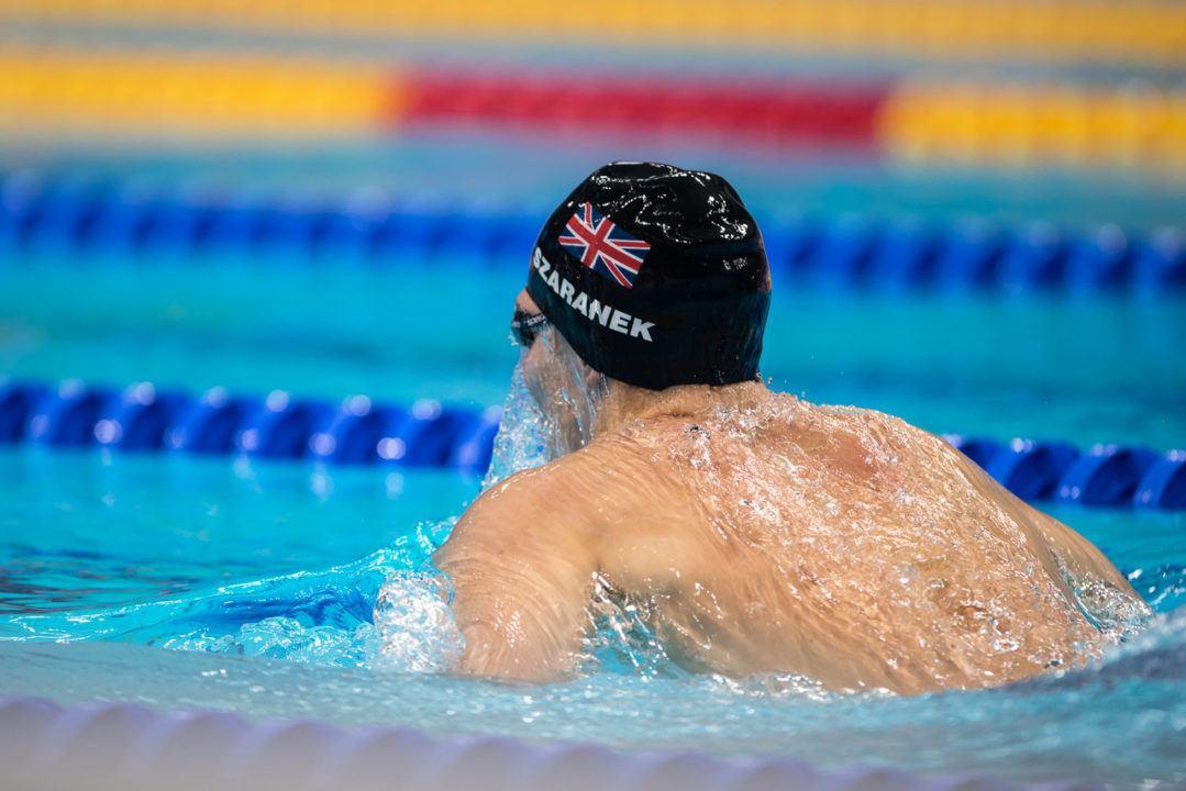 Mark Szaranek Joins Elite Group At University of Stirling Through 2020