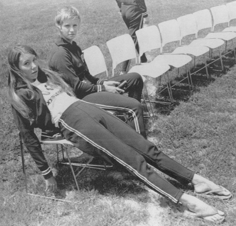 1972 U.S. Olympian Mary Coulter Montgomery Passes at 60
