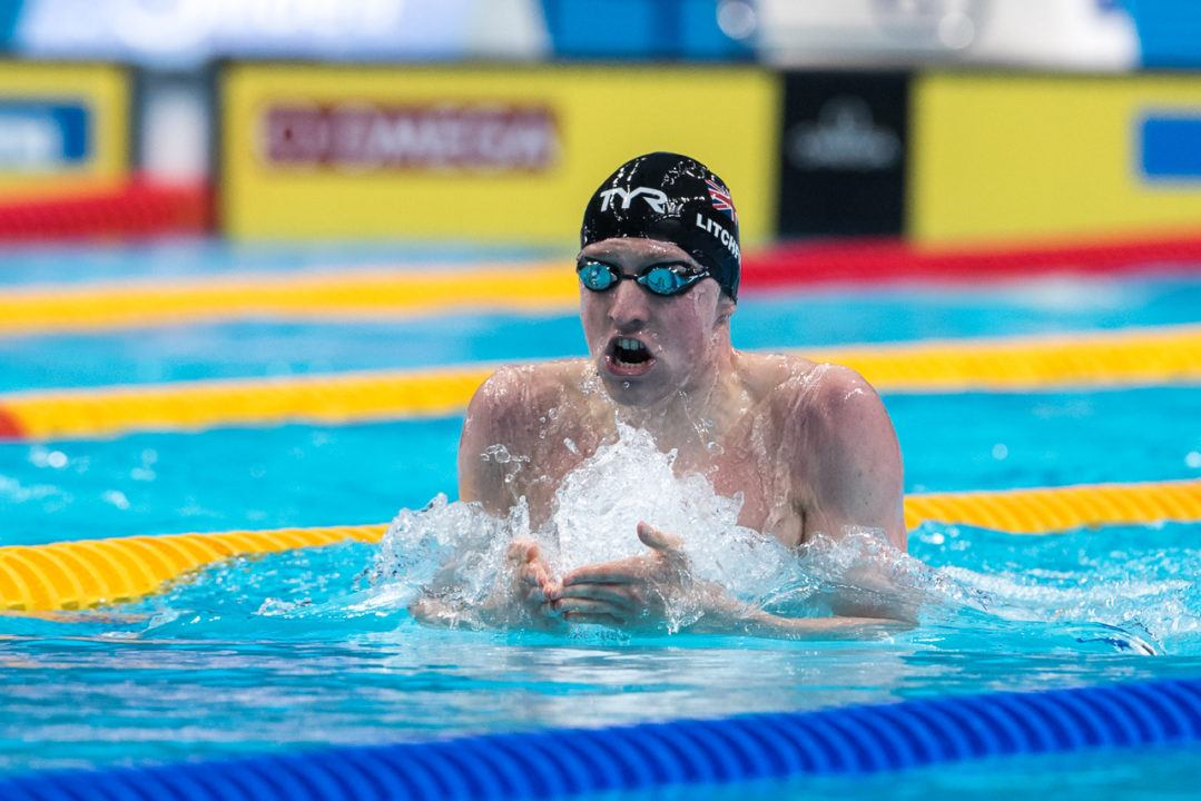 Citing Shoulder Issues, Max Litchfield Pulls Out Of Commonwealth Games
