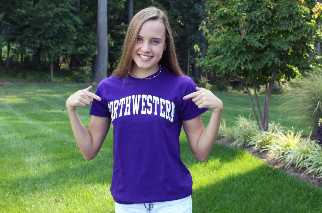 NCAP's Jasmine Hellmer Verbally Commits to Northwestern University