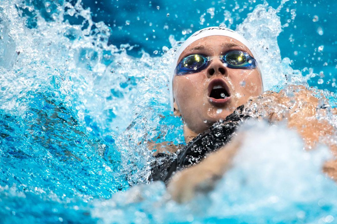 2018 U.S. Nationals Preview: Four-Way Battle Brewing In Women's 100 BK