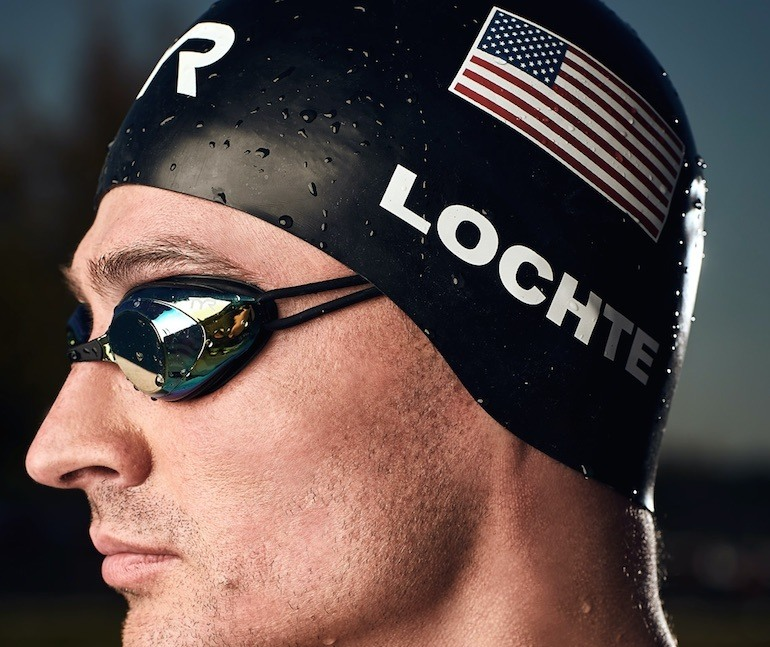 Olympic Champion Ryan Lochte Returns to Training with Florida Gators