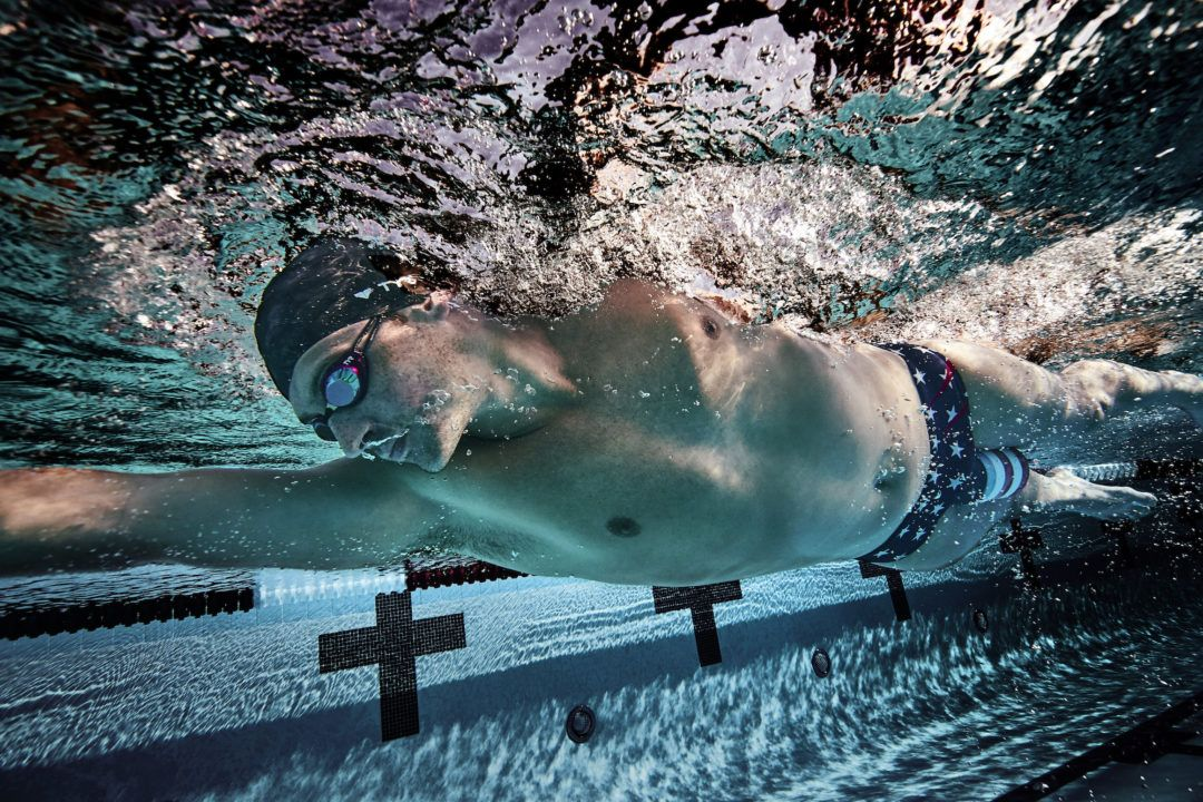 "Ryan Lochte: ""The Most Important Thing is to Have Fun"""